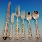 Strasbourg by Gorham Sterling Silver Flatware Set for 12 Dinner Size 80 pieces