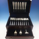 Michele by Wallace Sterling Silver Flatware Set For 8 Service 35 Pieces