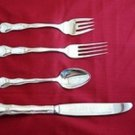 Carrollton by Stieff Sterling Silver Regular Size Setting(s) 4pc