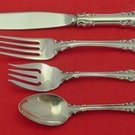 Spanish Baroque by Reed and Barton Sterling Silver Dinner Place Setting(s) 4pc