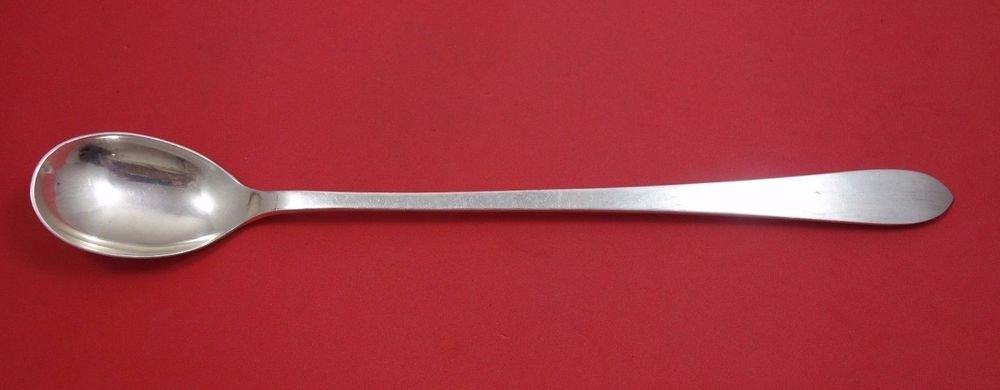 "Tuttle Sterling Silver Martini Spoon 12 1/4"""
