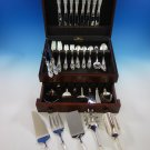 King Richard by Towle Sterling Silver Flatware Set for 8 Service 57 pcs Dinner