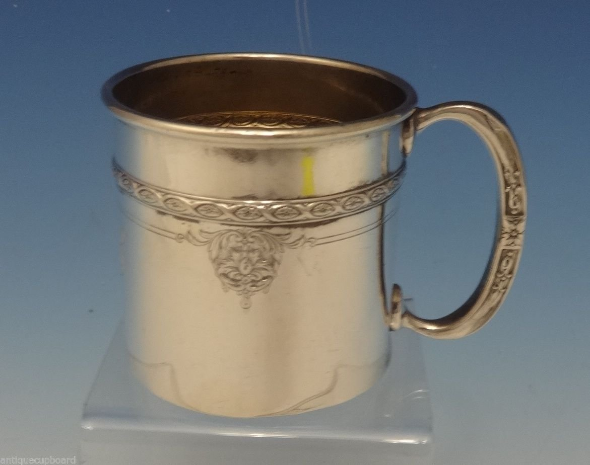 """Louis XIV by Towle Sterling Silver Baby Cup 2 1/2"""" X 3 1/4"""" (#0467)"""