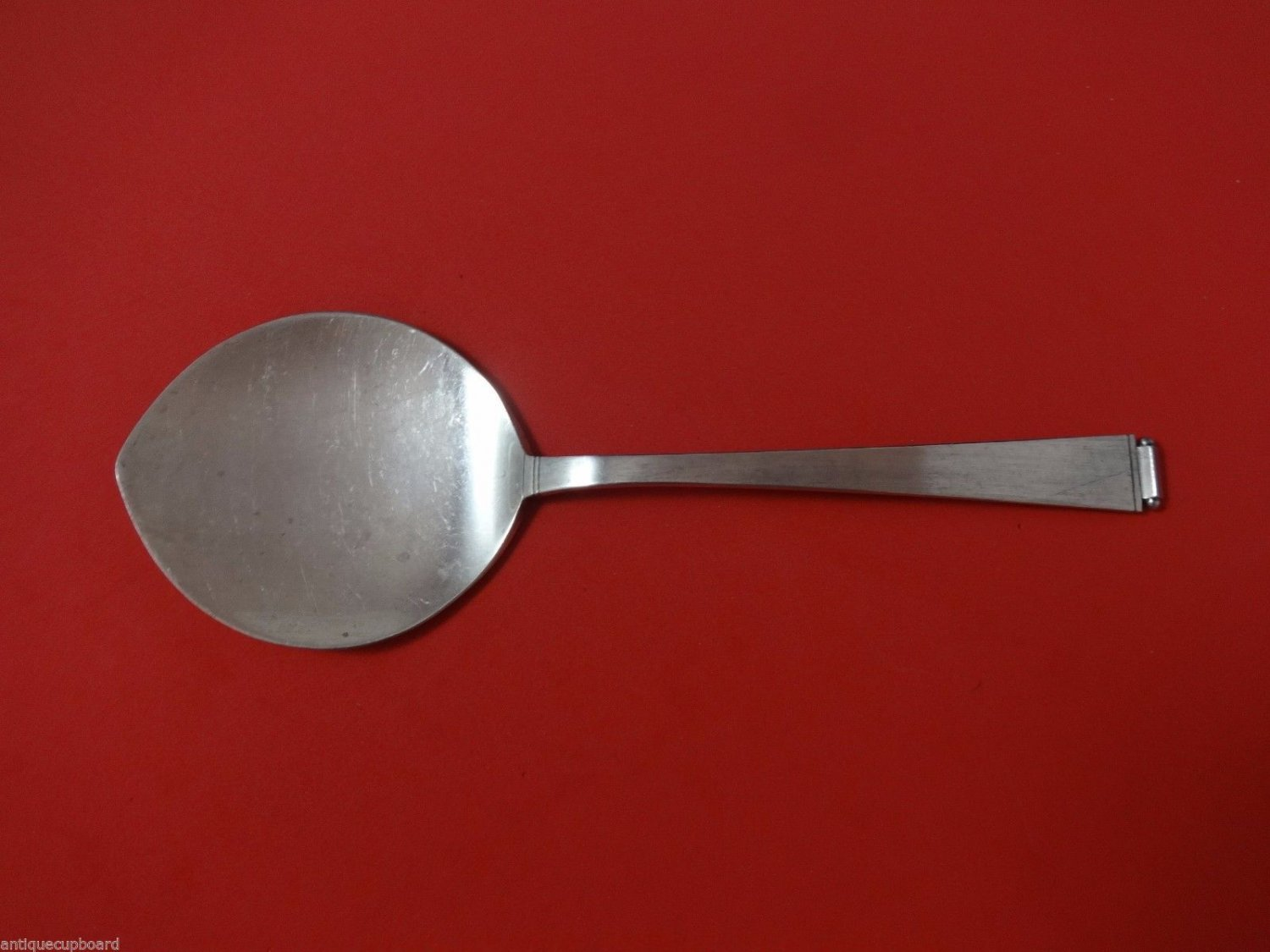 Perspective by Gorham Sterling Silver Tomato Server 9 1/4""