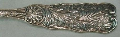 "Saint Cloud by Gorham Sterling Silver Regular Fork 6 3/4"""