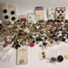 Buttons Mixed Colors Lot Sewing Knitting Crochet Scrapbooking Art Crafts Project