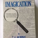 Imagication Magic Card Tricks Guide Methods Illustrated Murphy First Print 1988