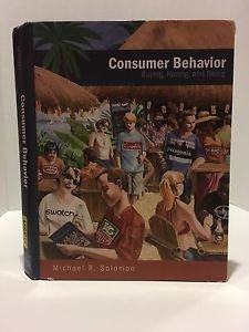 Consumer Behavior (8th Edition), Solomon, Michael R., Good Book