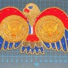 Elvis Presley jumpsuit cape american eagle costume embroidery patch