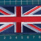 UK Flag Military Tactical Army Patch Sew on Embroidery
