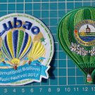 Hot Air Balloon Festival Philippines 2017 Patch sew on embroidery