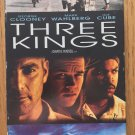 Three Kings VHS w FREE SHIPPING