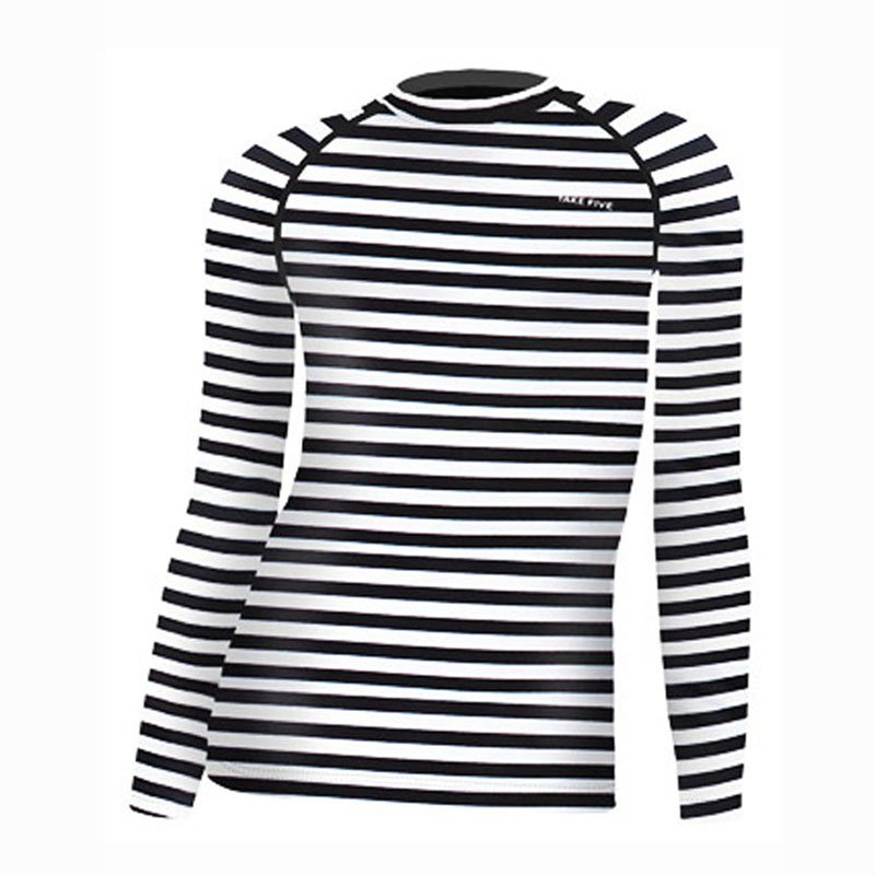 Take Five Womens Skin Tight Compression Base Layer Running Shirt 208