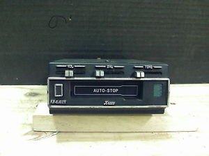 1980s Kraco Underdash Cassette Tape Player With Auto-Stop Model KS960E