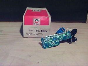 ACDelco 16146692 General Motors GM OE Heater Circuit Board 1992-93 Oldsmobile 88