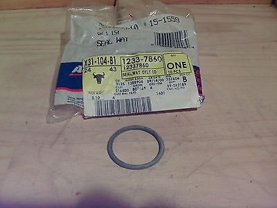 ACDelco 15-1559 General Motors GM OE 12337860 Water Outlet Seal