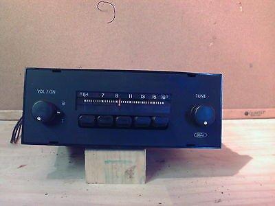 1985 Ford Escort Mercury Lynx AM Radio E5AF-18806 New Take-out