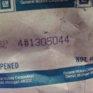 1305044 General Motors GM NOS Front Timing Cover Seal Buick V6 Qty of 4