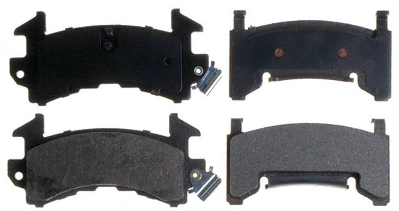ACDelco 14D154M Original Equipment OE Brake Pad Set General Motors GM 19286020