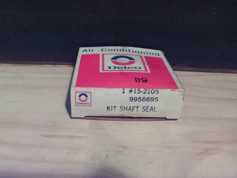 ACDelco 15-2105 Original Equipment OE Seal Kit General Motors GM 9956695