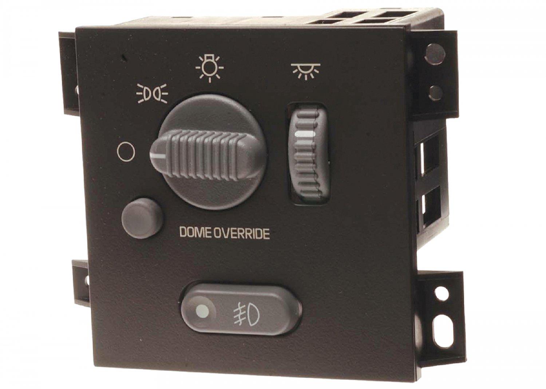 ACDelco D1530G Original Equipment OE Headlamp Switch General Motors GM 15755954