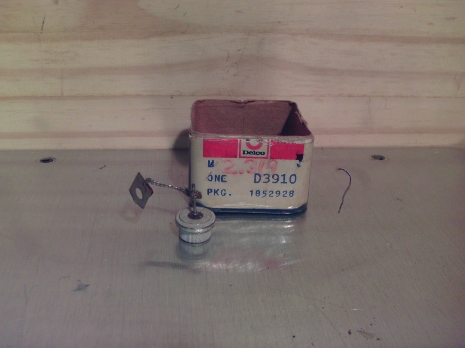 ACDelco D3910 Original Equipment OE NOS Diode General Motors GM 1852928