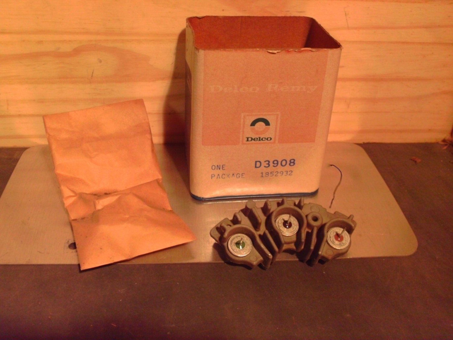 ACDelco D3908 Original Equipment OE NOS Diode Package General Motors GM 1852932