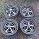 "1970-72 Oldsmobile 442 Super Stock I Type 3 14""x7"" Wheel Set of 4"