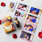 Disney Beauty And The Beast Fujifilm Instax Mini Films Polaroid Photos Accessory