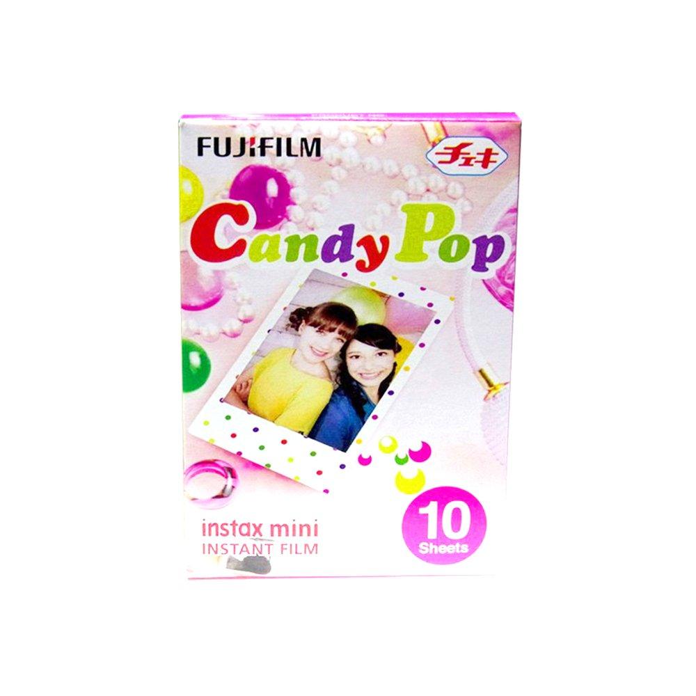 Candy Pop Fujifilm Instax Mini Films Polaroid Photos Accessory