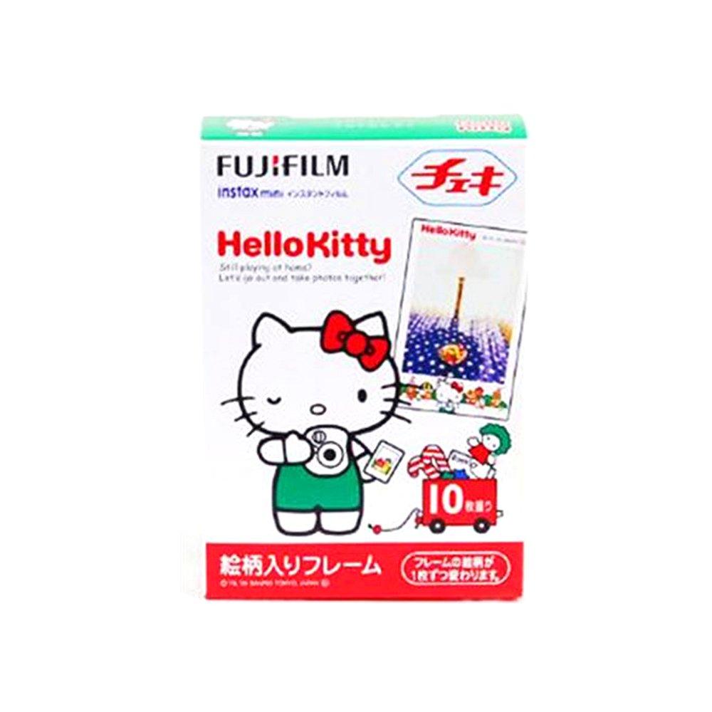 Classic Hello Kitty Fujifilm Instax Mini Films Polaroid Photos Accessory