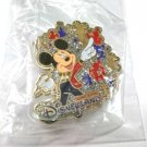 Disney Pin Hong Kong Disneyland Happy Memories to 10 Mickey