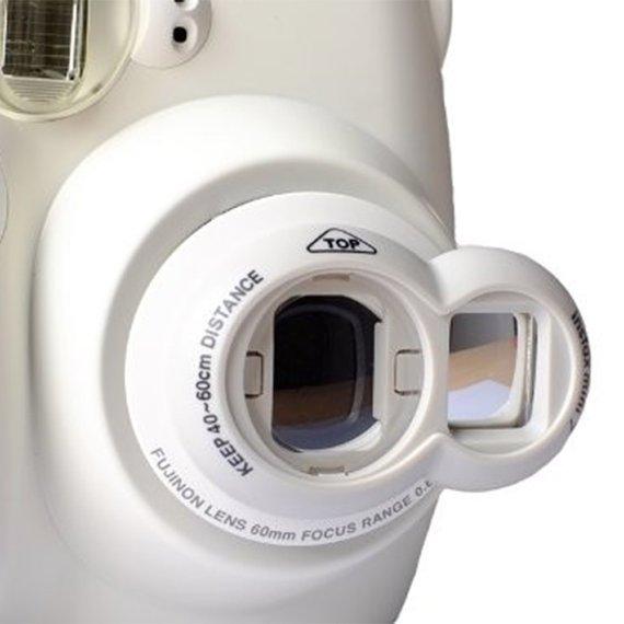 Fujifilm Instax Mini 8 Mini 7S Polaroid 300 White Selfie Mirror Close Up Lens Camera Accessories