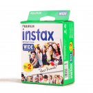 White Fujifilm Instax Wide Films Polaroid Photos Accessory