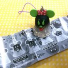 Disney Minnie Mouse Halloween Decoration Ghost Accessory Capsule Toy Key Chain