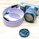 Purple Stripe Camera Strap Accessories for Fujifilm Instax Mini 8 7s 25 50s 90 70 Polaroid 300
