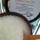 Glorias Grand Coconut Cream Pie Body Scrub