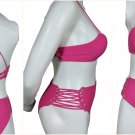 New, Two Piece, ICY Swimwear, Bathing, Swimsuit, Bikini Set, Removable Padding Size X-Large
