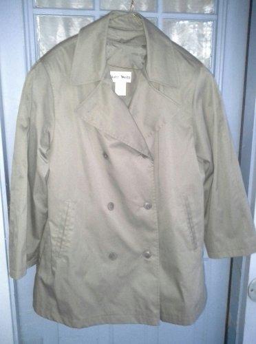 John Weltz Ladies Coat