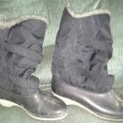 Ladies Nylon Snow Boots