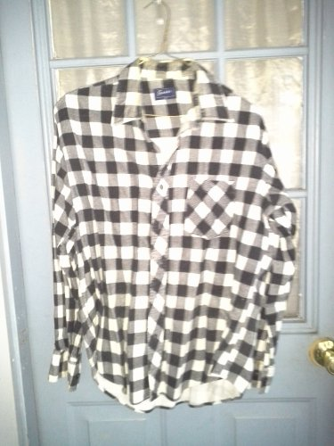 Mens Flannel Shirt