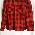 Vintage Sears Field Master Outdoor Wear Flannel Thermal Shirt