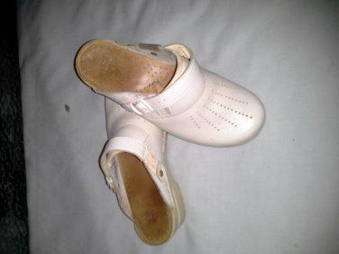 Sanita Women Open Back Shoes