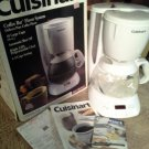 Cuisinart 10 cup Coffee Bar Flavor System