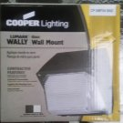 Cooper Lighting Lumark® Wally 1-Light Pulse Start Metal Halide Wall Light; 70 Watt, Bronze,