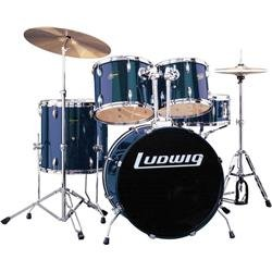 Ludwig Accent 5-Piece Combo Drum Set
