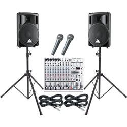 Behringer UB1832FX / B212A PA Package