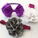 Satin & Grosgrain Headbands