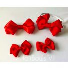 Red Satin Accessories
