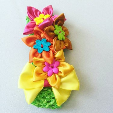 Easter Colors  Headband